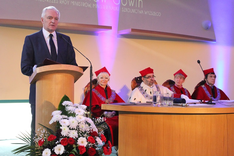 Przeniesienie do informacji o tytule: Inauguration of Academic Year - Video Clips