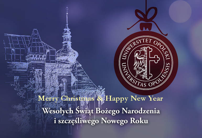 Przeniesienie do informacji o tytule: Merry Christmas and Happy New Year!