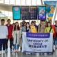 A group of our Chinese students has just arrived to Poland. They will study English in Public Communication at the University of Opole